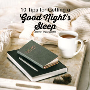 10 Tips for Getting a Good Night's Sleep square