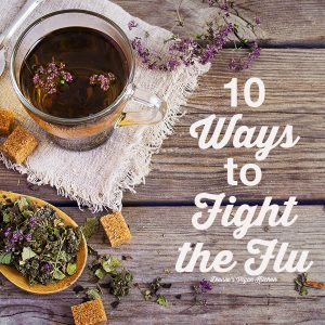 10 Ways to Fight the Flu