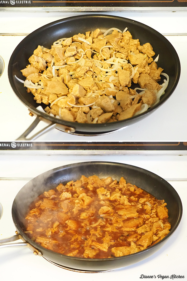 cooking seitan
