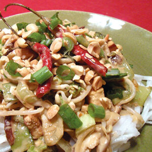 Peanutty Pad Thai