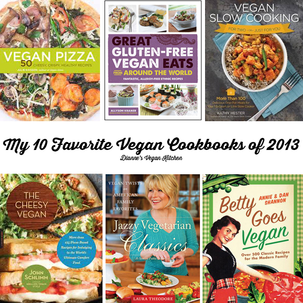 My 10 Favorite Cookbooks of 2013