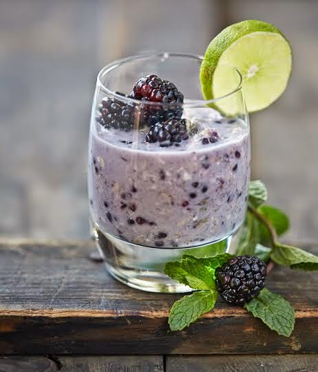 blackberryMojitoColdOats