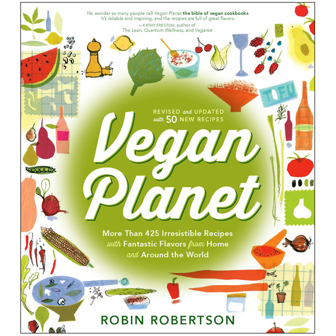 Vegan Planet by Robin Robertson