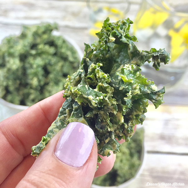 Goddess Kale Chips