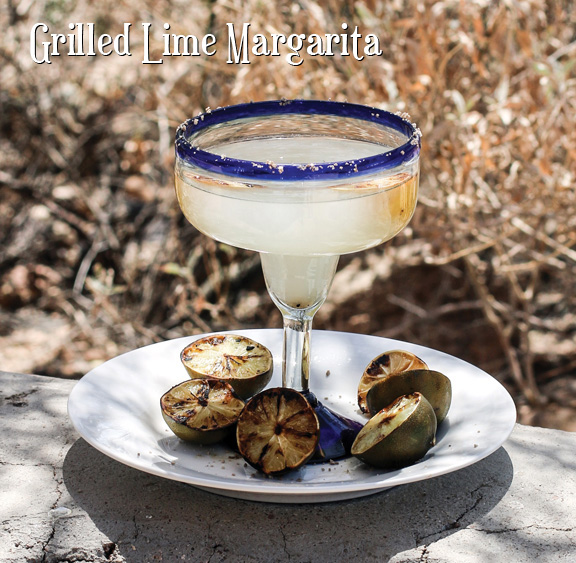 Grilled Lime Margarita