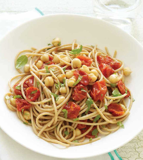 Spaghetti from The Forks Over Knives Plan