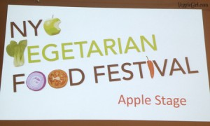 The NYC Vegetarian Food Festival