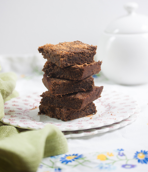 Gingerbread Squares from Sweet Eats for All by Allyson ...