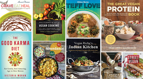My Top 10 Most Anticipated Vegan Cookbooks of 2015