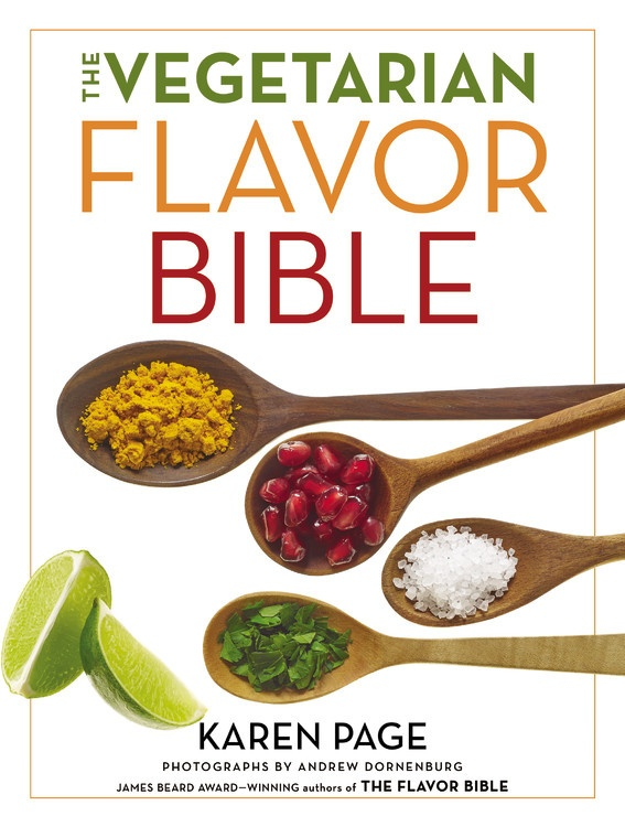 The Vegetarian Flavor Bible