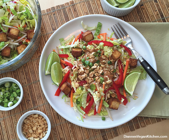 Stir-Fry Inspired Salad