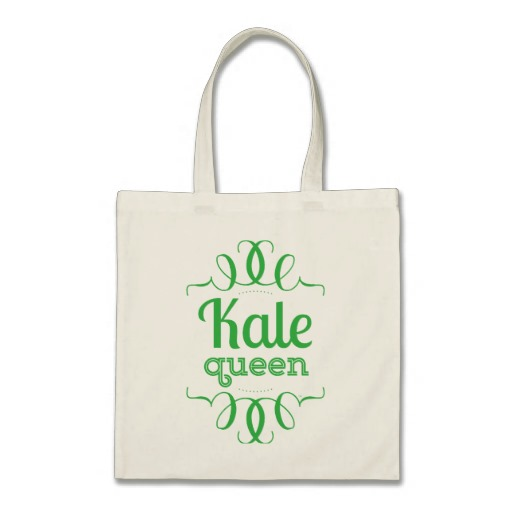 kale_queen_budget_tote_budget_tote_bag-