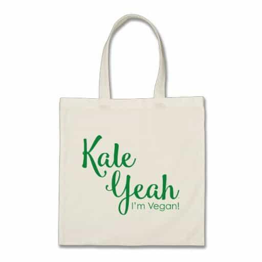 kale_yeah_im_vegan_budget_tote_bag