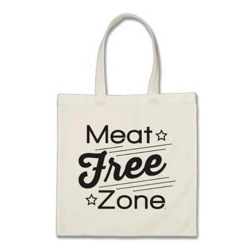 meat_free_zone_budget_tote_budget_tote_bag