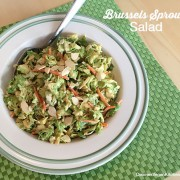 Brussels Sprouts Salad Feature