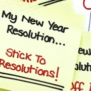 Tips to Make New Year's Resolutions that Stick