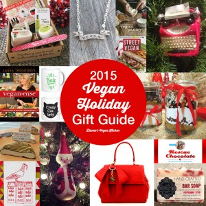 My 2015 Vegan Holiday Gift Guide
