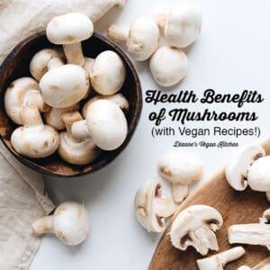 Health Benefits of Mushrooms square