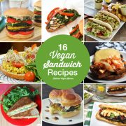 16 Vegan Sandwiches >> Dianne's Vegan Kitchen