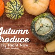 Autumn Produce to Try Right Now >> Dianne's Vegan Kitchen