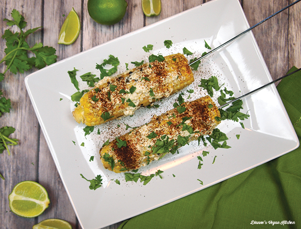 Mexican Street Corn from Vegan Mexico by Jason Wyrick