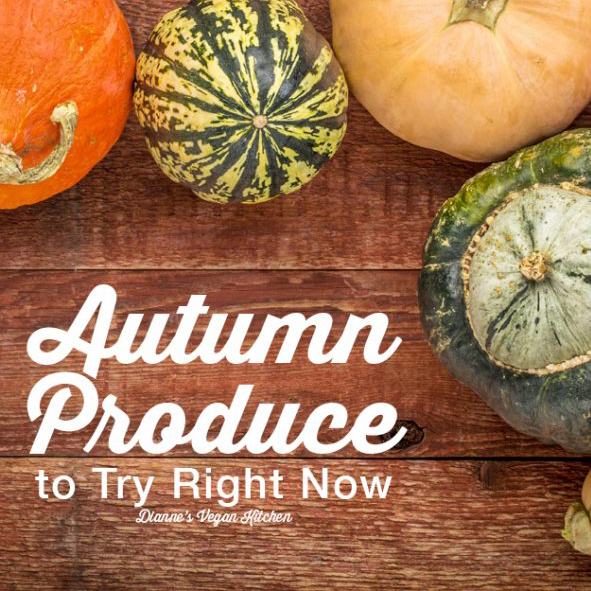 Autumn Produce to Try Right Now!