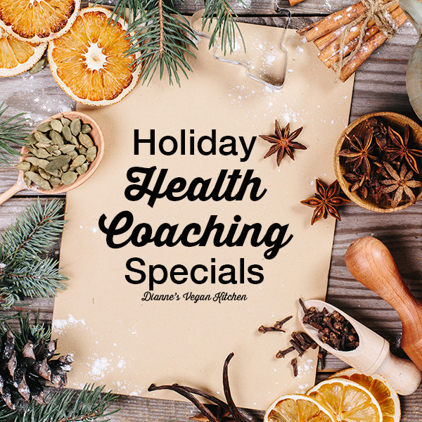Holiday Health Coaching Specials