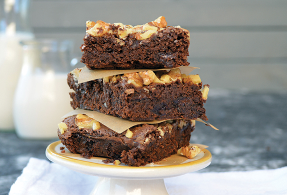 Zsu Dever's Fudge Brownies