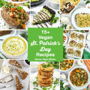 15+ Vegan St. Patrick's Day Recipes
