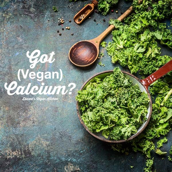 Got Vegan Calcium