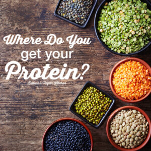 Where Do You Get Your Protein?