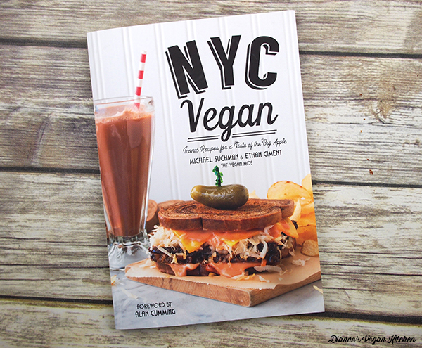 NYC Vegan by Michael Suchman and Ethan Ciment >> The 2017 Vegan Holiday Gift Guide from Dianne's Vegan Kitchen