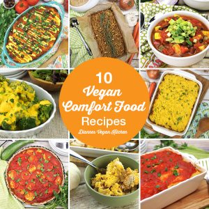 10 Vegan Comfort Food Recipes for Fall