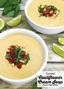 Awesome Vegan Soups by Vanessa Croessman