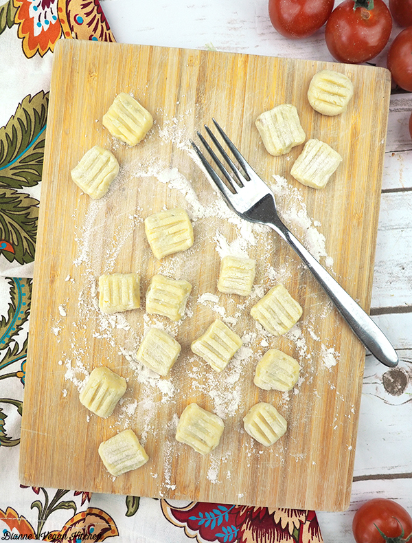 Gluten-Free & Dairy-Free Gnocchi from The Plant Power Way by Julie Piatt and Rich Roll