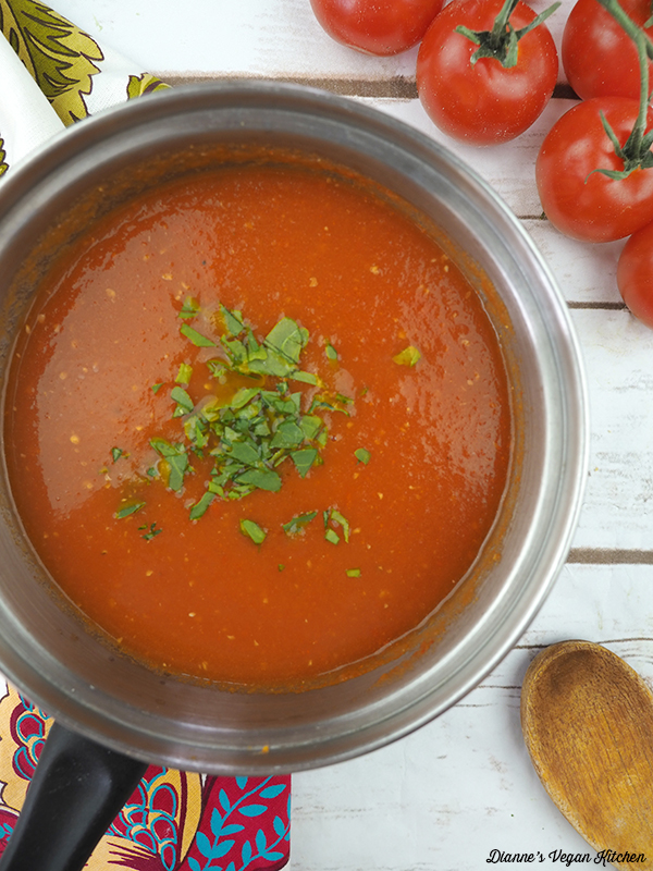 Simply Red Tomato Sauce