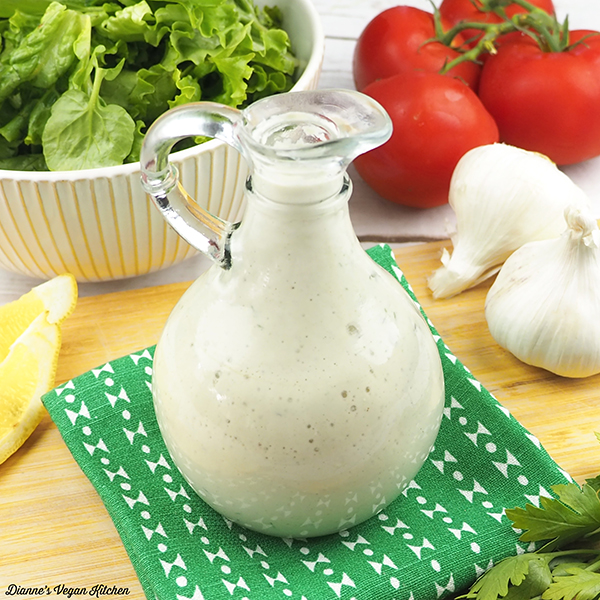 Vegan Buttermilk Dressing