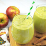 Vegan Apple Pie Smoothie