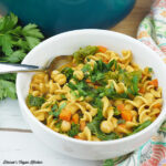 Chickpea Noodle Soup square
