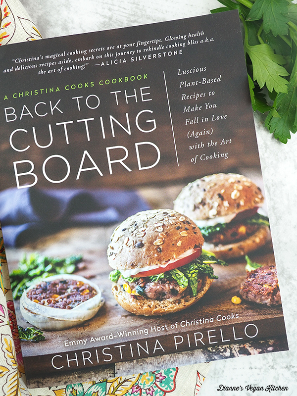 Back to the Cutting Board by Christina Pirello