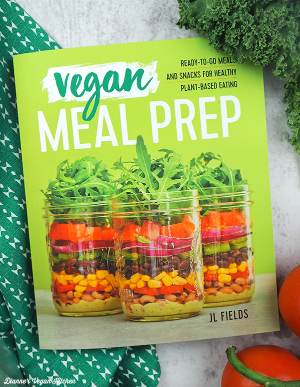 Vegan Meal Prep by JL Fields