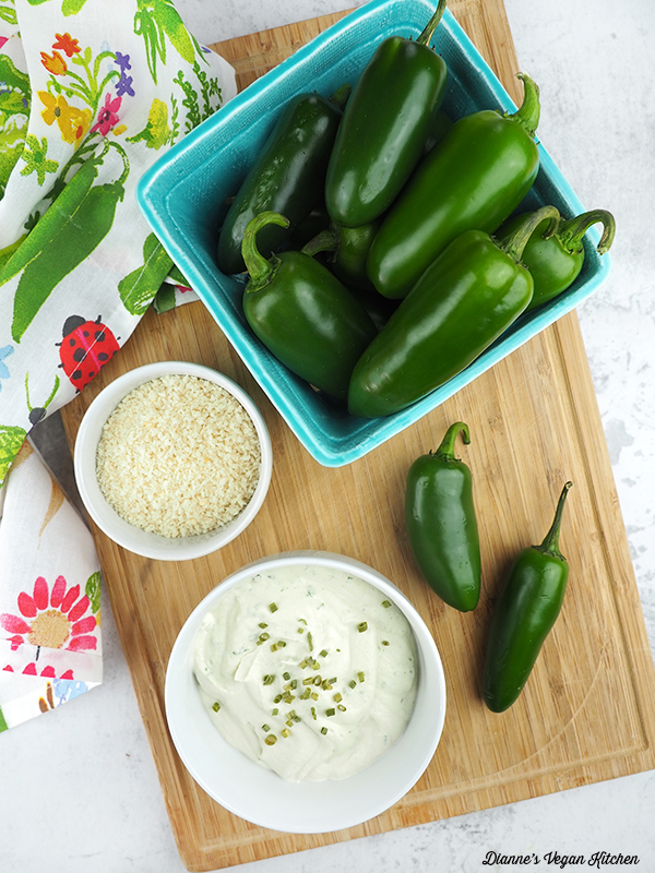 vegan jalapeno poppers ingredients