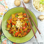 Vegan Slow Cooker Kung Pao square