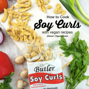 soy curls square