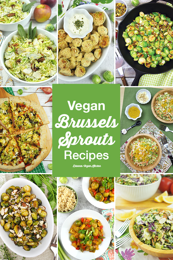 sprouts recipes collage