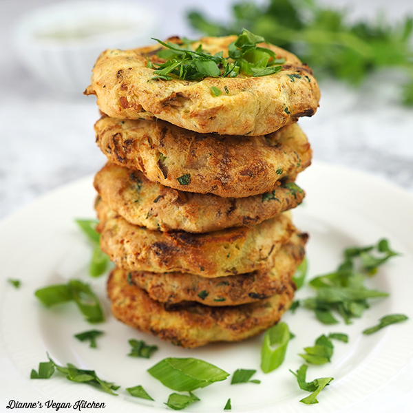 Stack of Colcannon Cakes