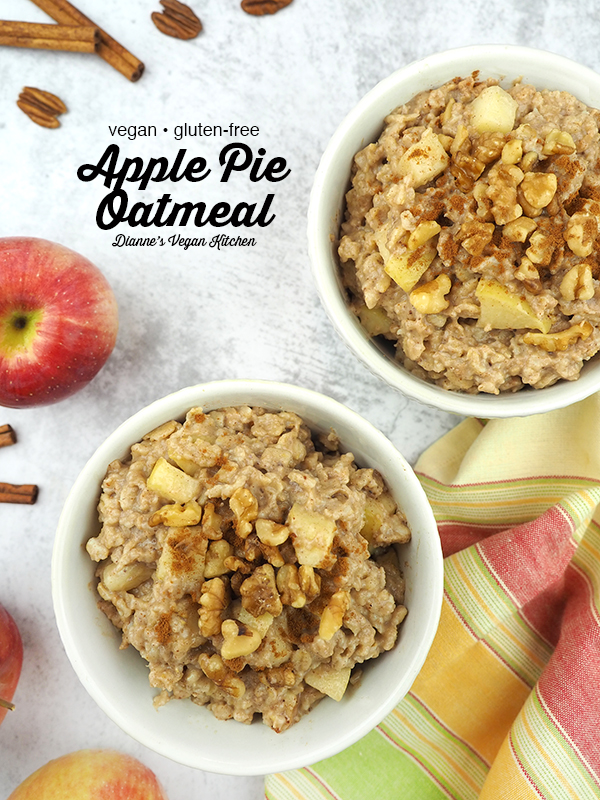 oatmeal from above with text overlay