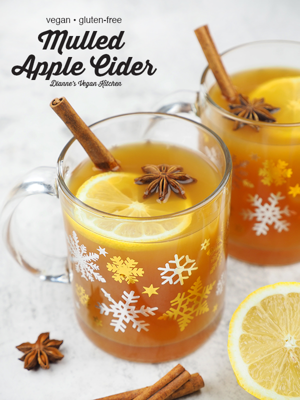 mugs of mulled apple cider feature