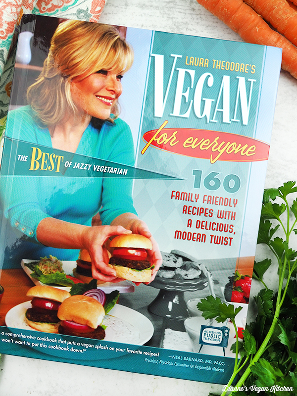 Vegan for Everyone by Laura Theodore