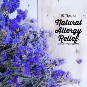 10 Tips for Natural Allergy Relief square